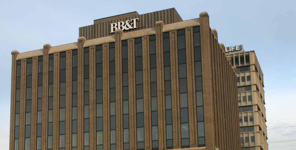 """BB&T bank has sold its five-story, city branch building at 505 S. Duke St. in downtown Durham to New York real estate investment group Hem + Spire. The firm's founder, Maxwell Joseph, says the building will soon be undergoing a """"substantial"""" renovation."""